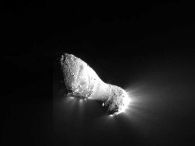 NASA Deep Impact spacecraft visits another comet