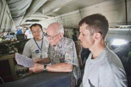 NASA loosens GRIP on Atlantic hurricane season