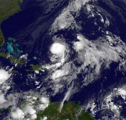 NASA sees Otto become eighth hurricane of the Atlantic season