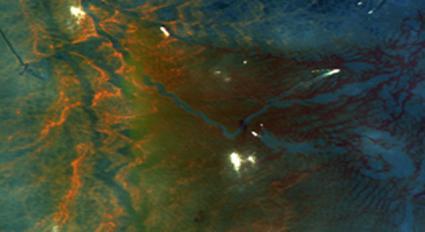 NASA Sensor Completes Initial Gulf Oil Spill Flights
