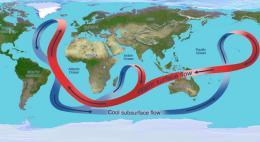 NASA Study Finds Atlantic 'Conveyor Belt' Not Slowing