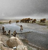 Neanderthals walk into frozen Britain 40,000 years earlier than thought