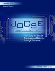 New journal promotes computational science education