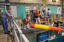 New long-range undersea robot goes the distance