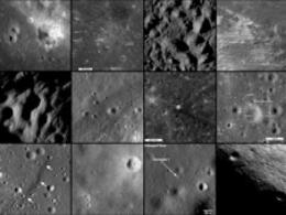 New lunar images and data available to the public