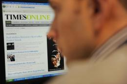 Newspapers will be closely watching the move by the Times and Sunday Times to charge for online content