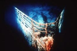 New Titanic expedition will create 3D map of wreck (AP)