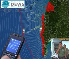 New tsunami early warning system stands guard