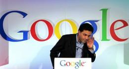 Nikesh Arora, president of Google's global sales operations and business development