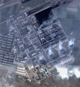 Nuclear expansion in China