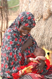 Online map of maternal health to inform and influence world leaders