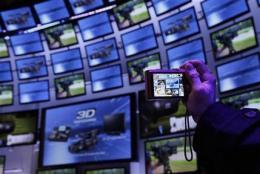 Panasonic quarterly profit jumps 24 percent (AP)