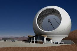 Panel recommends support for Chile telescope