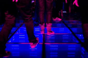 'Pavement power' may light up French city