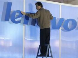 PC maker Lenovo turns to profit on China sales (AP)