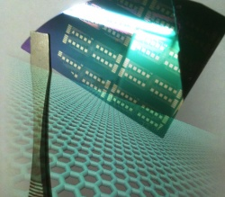 Physicists develop scalable method for making graphene