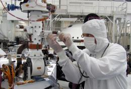 Spain supplies weather station for next Mars Rover