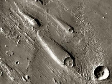 Odyssey orbiter nears martian longevity record