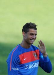 Portugal's Cristiano Ronaldo