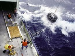 Predicting motions and sounds of the ocean