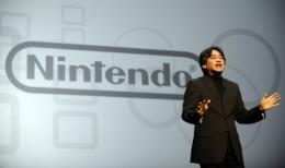 President Satoru Iwata