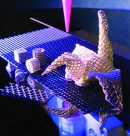 Printed origami offers new technique for complex structues