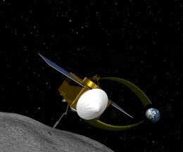Proposed Mission Would Return Sample from Asteroid 'Time Capsule'