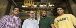 Research of synthetic fuels hopes to cut oil dependence