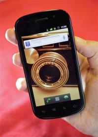 Review: Gingerbread makes Nexus S a smart cookie (AP)