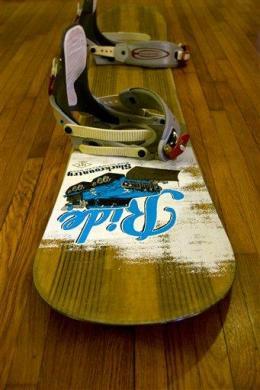 Review: High-tech snow sports gear is cool fun (AP)