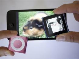 Review: Newest iPods get it right, as expected (AP)