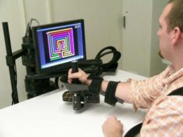 Robotic therapy helps stroke patients regain function
