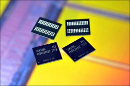 Samsung readies green memory with advanced chip stacking technology