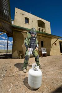 Sandia Labs' device helps U.S. troops in Afghanistan disable improvised explosive devices