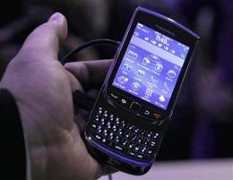 Saudi Arabia orders Blackberry ban starting Friday (AP)