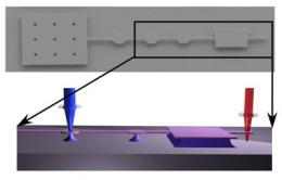 Sensitive nano oscillator can detect pathogens