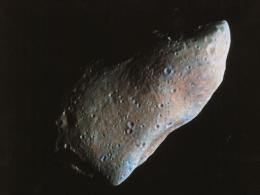 Sizes for potentially dangerous asteroids