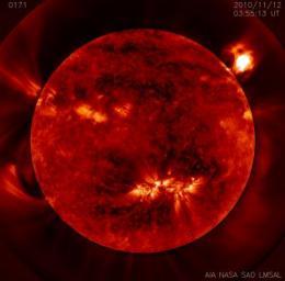 Smithsonian instrument 'fills the gap,' views sun's innermost corona