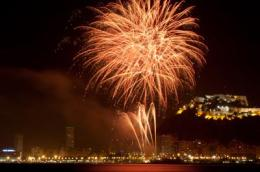 Smoke from fireworks is harmful to health