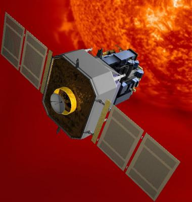 Solar observation mission celebrates 15 years
