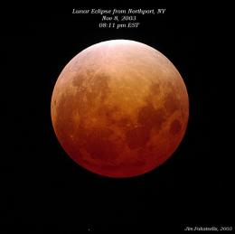 Solstice lunar eclipse set for December 21st