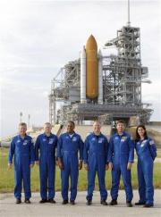 Space shuttle leaking, NASA working up repair plan (AP)