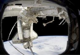 Spacewalk 2: Astronauts to head back outside (AP)