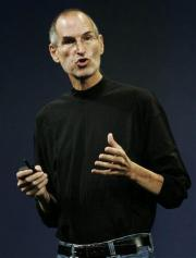 Steve Jobs attacks Adobe Flash as unfit for iPhone (AP)