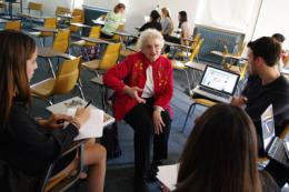Students' Pill Pal, HugGloves to assist the elderly