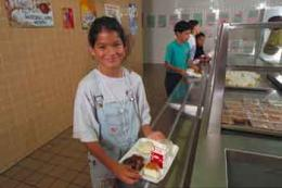 Study finds federal school lunches linked to childhood obesity