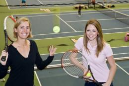 Study: Rough match can sideline tennis players' perceptions