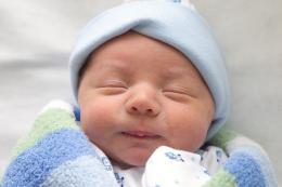 Study shows newborns learn while asleep