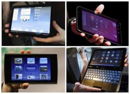 Tablets crowd gadget show, chasing iPad's tail (AP)
