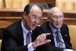 Tax break for employer health plans a target again (AP)